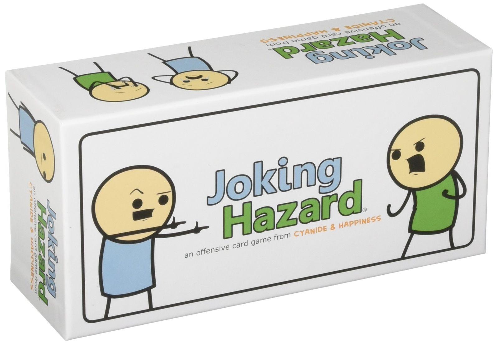 Jocking Hazard Juego de cartas