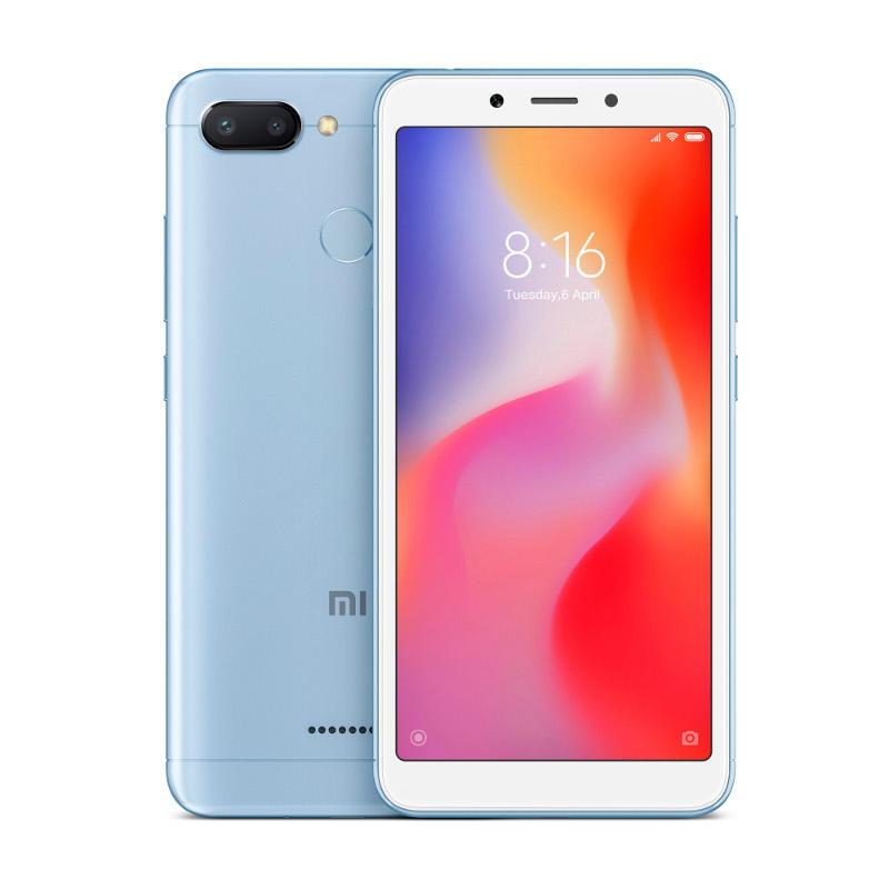 Xiaomi Redmi 6 versión Global