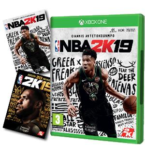 NBA 2K19  Xbox One, PS4, Nintendo Switch