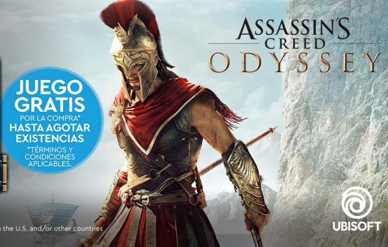 AMAZON: Assassin's Creed Odyssey gratis con la compra de un SSD Western Digital de una selección