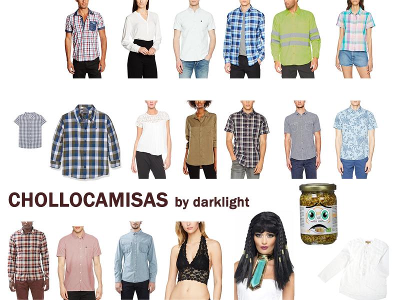 18 camisas, una peluca y 6 botes de semillas de mostaza :D