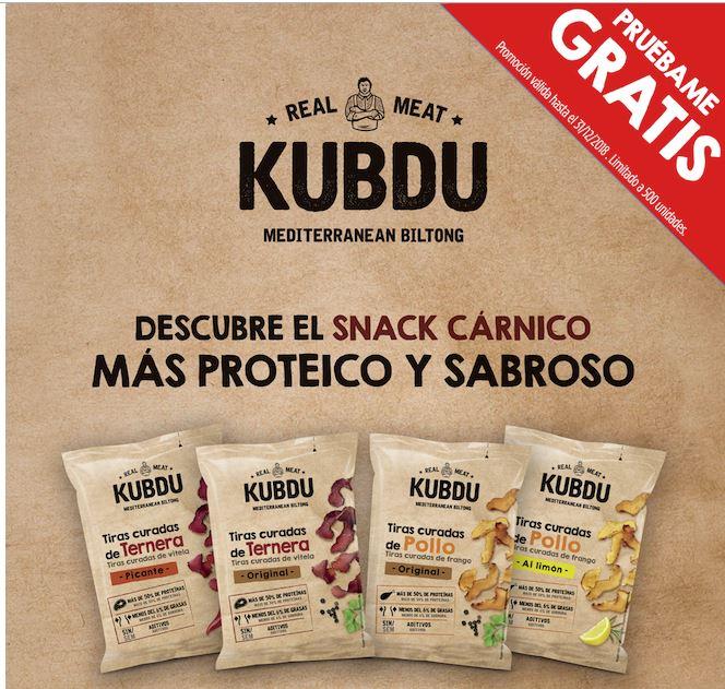 Prueba gratis kubdu (rembolso)