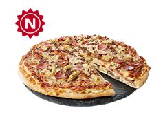 Nueva Pizza Tándem Gourmet por solo 9,95€