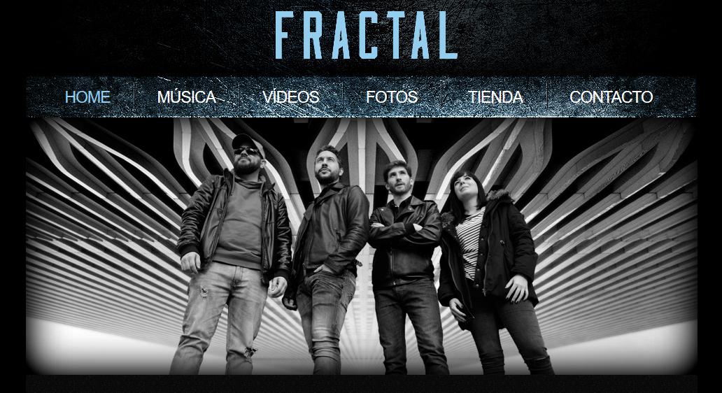 """Disco """"Cuántico"""" del grupo Fractal (Gratis)"""