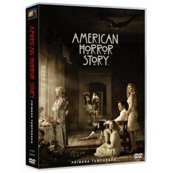 American Horror Story - Temporada 1 - DVD