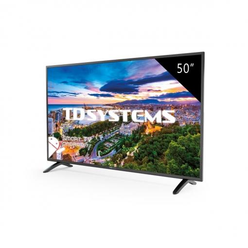 "TD Systems 50DLM8FS, Full HD, Smart TV 50"""