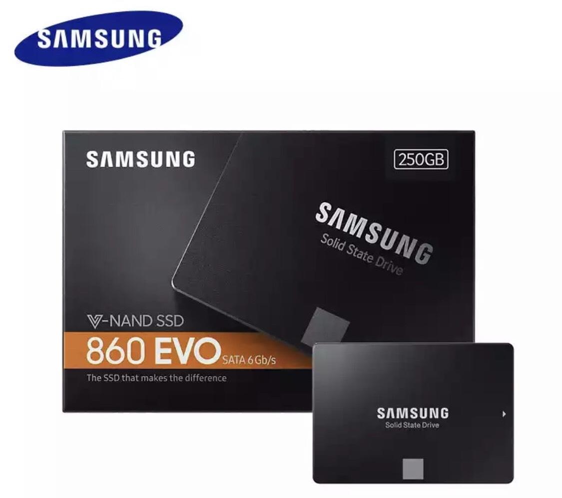 Samsung 860 EVO de 250GB - Reserva 11/11