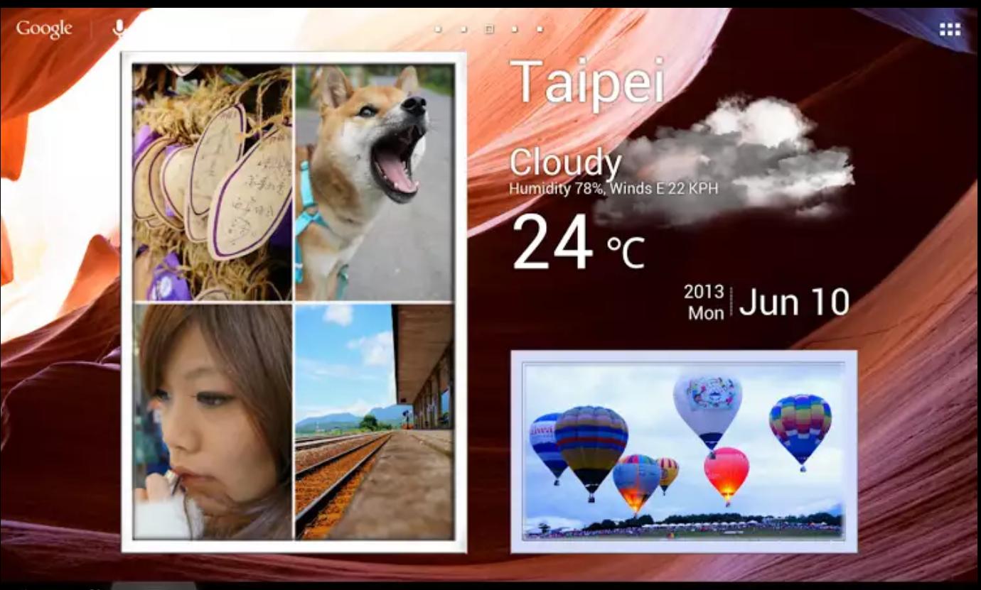 Android: Animated Photo Widget + (gratis)