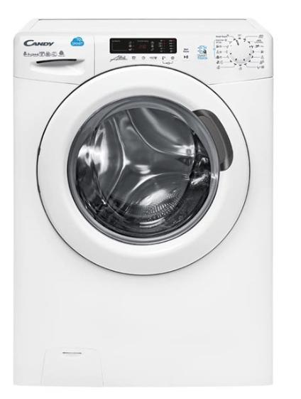 Lavadora secadora Candy CSW 485D-S