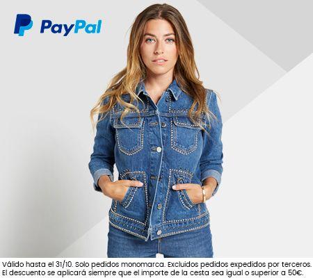 -5€ en Privalia con PayPal
