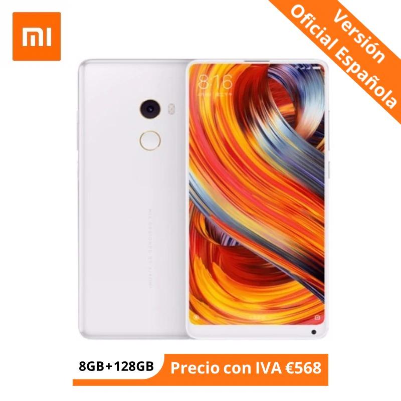 Xiaomi Mi Mix 2 Edición Especial 128GB ROM 8GB RAM desde España