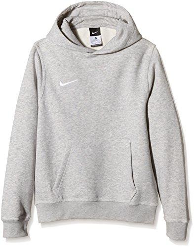 Sudadera Nike Yth Team Club Hoody para niño (Gris/Talla L)
