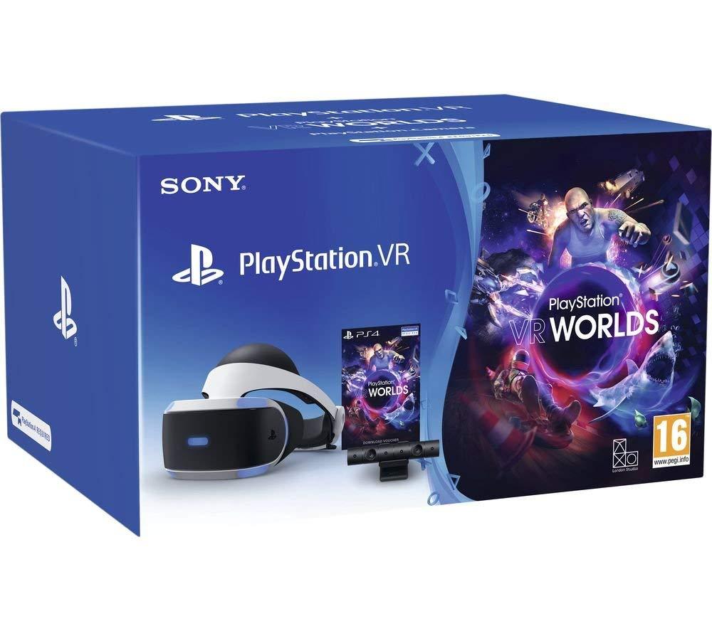 Pack PS4 VR cámara + VR Worlds solo 228€ (desde España)
