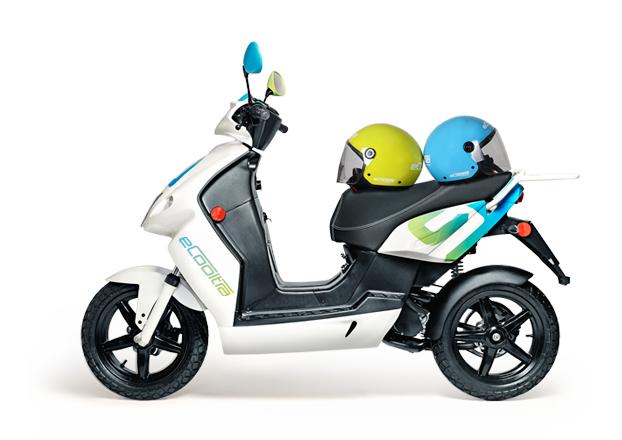 Ecooltra 60 minutos gratis alquiler moto eléctrica