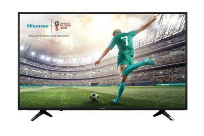 TV 55'' 4K HISENSE 55A6100