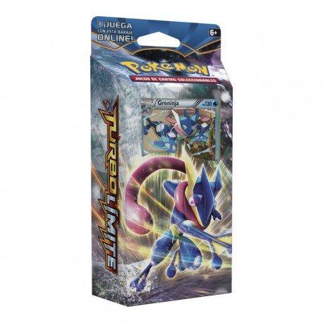 Pokémon XY Turbo Límite Baraja 60 Cartas