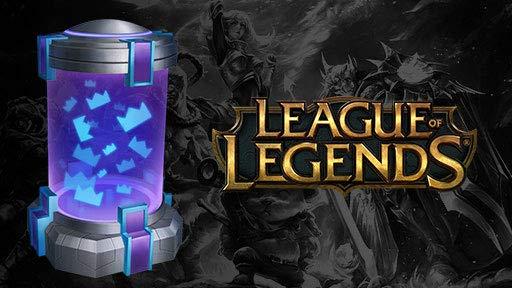 League of Legends Summoner's Crown Capsule