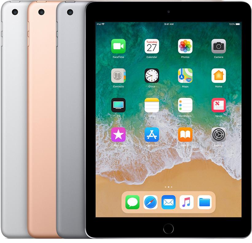 """iPad 2018 9,7"""" 32Gb en España. Activo de nuevo!"""