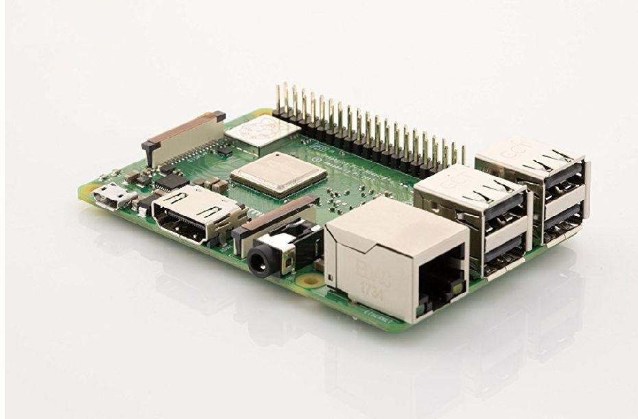 Raspberry Pi 3Modelo B+ (16€ descuento en Office)
