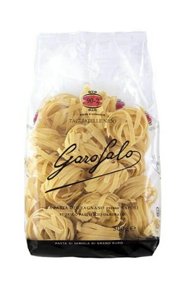Tagliatelle Nido Garofalo 12X500 500 Gr - [Pack De 12] - Total 6 Kg