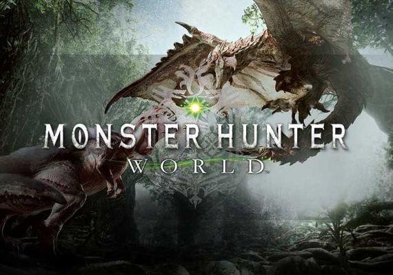 Monster Hunter: World + DLC Steam CD Key