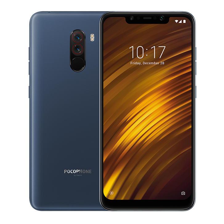Pocophone F1 Xiaomi 6/64GB solo 263€