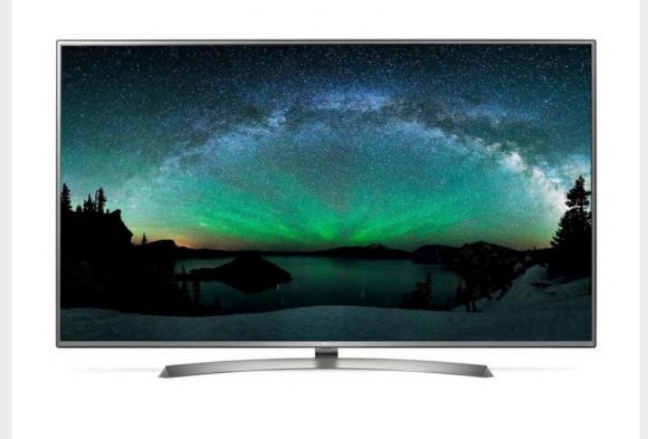 "TV LG 49UJ670V 49"" LED IPS UltraHD 4K"