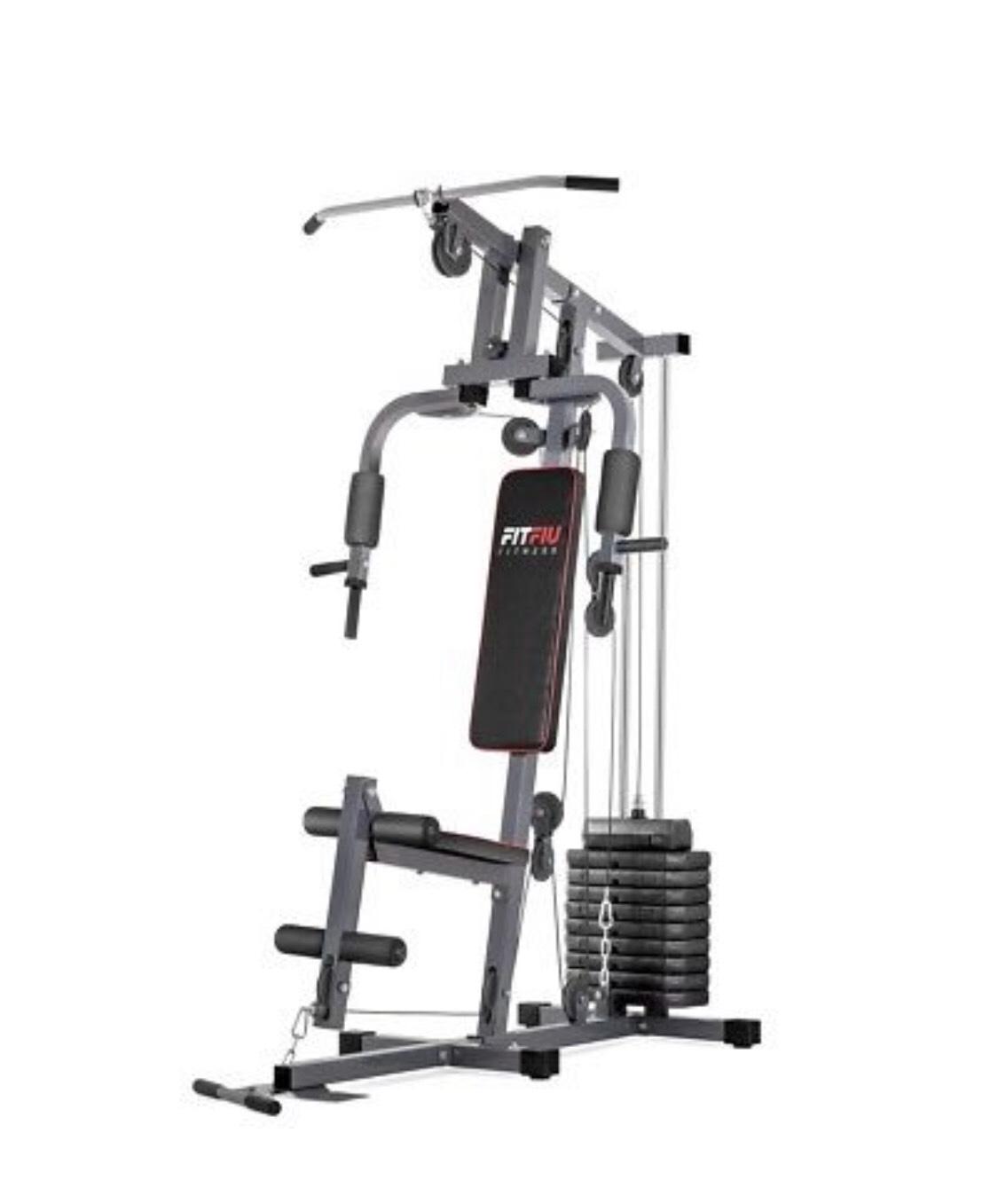 Máquina multiestacion musculacion
