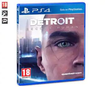 Detroit: Become Human para Playstation 4