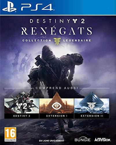 Destiny 2 Colección Legendaria PS4