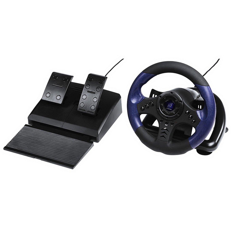 Hama 113754 Volante + Pedales PC (Hay 5)