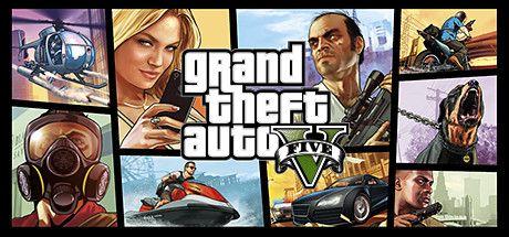[Steam] Grand Theft Auto V (PC)
