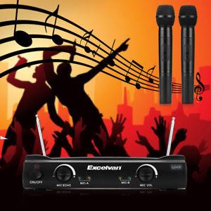 Sistema de microfonos inalambricos solo 9,99€