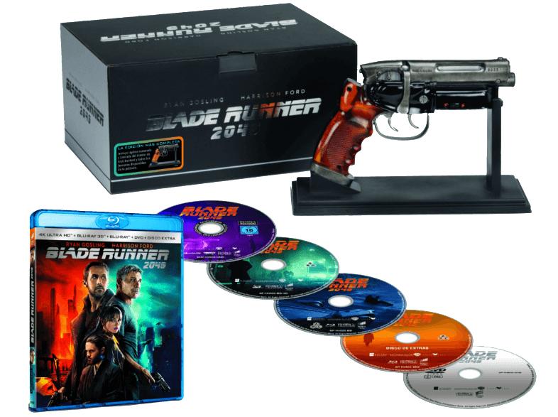 Blade Runner 2049 (Edición Pistola) - 4K Ultra HD + Blu-ray 3D + Blu-ray + DVD