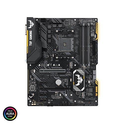 ASUS TUF X470-PLUS Gaming (Para procesadores AMD)