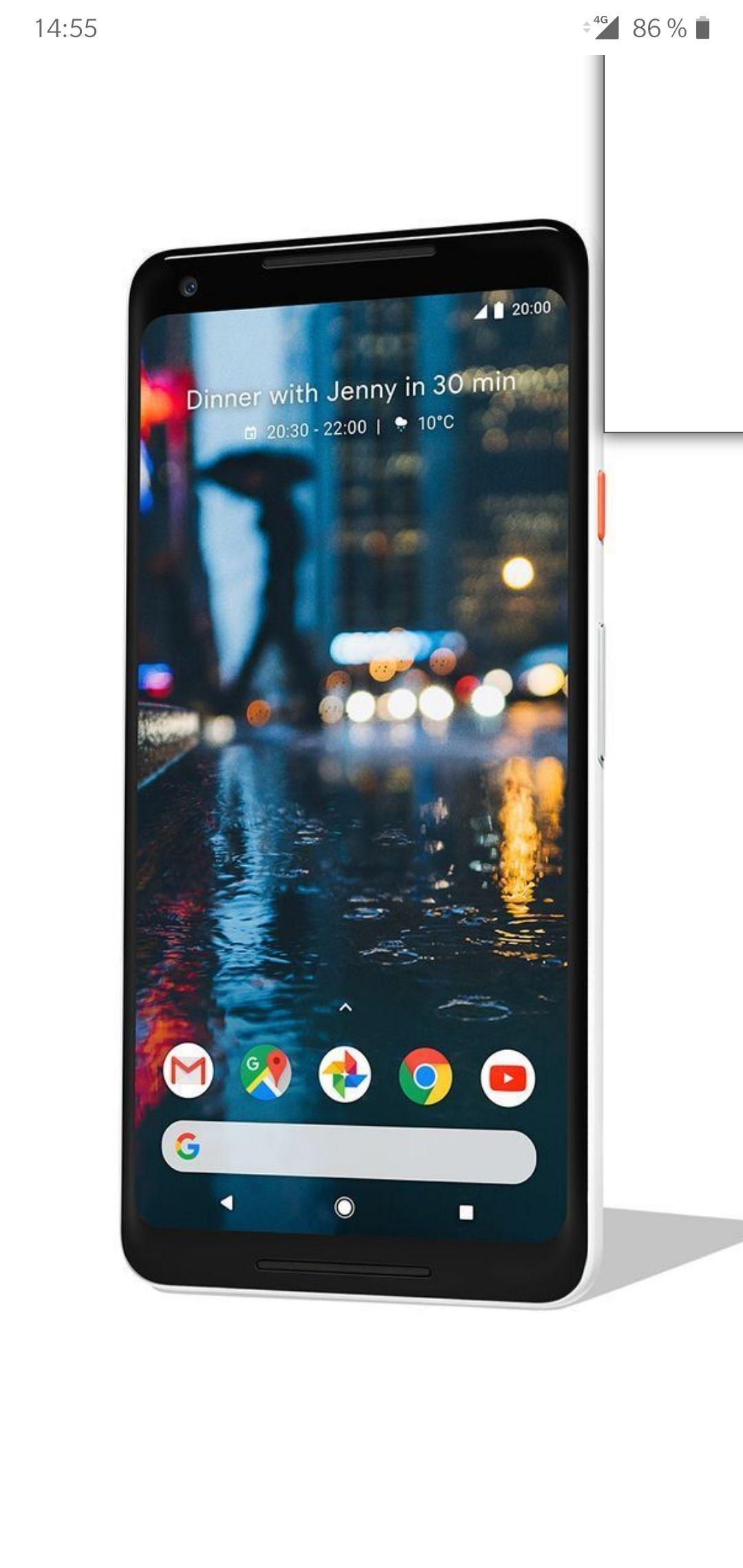 Google Pixel 2 XL  4/64gb