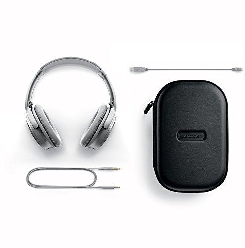 Bose QuietComfort 35 II - Auriculares inalámbricos con Siri, Google y (Alexa para final de año)