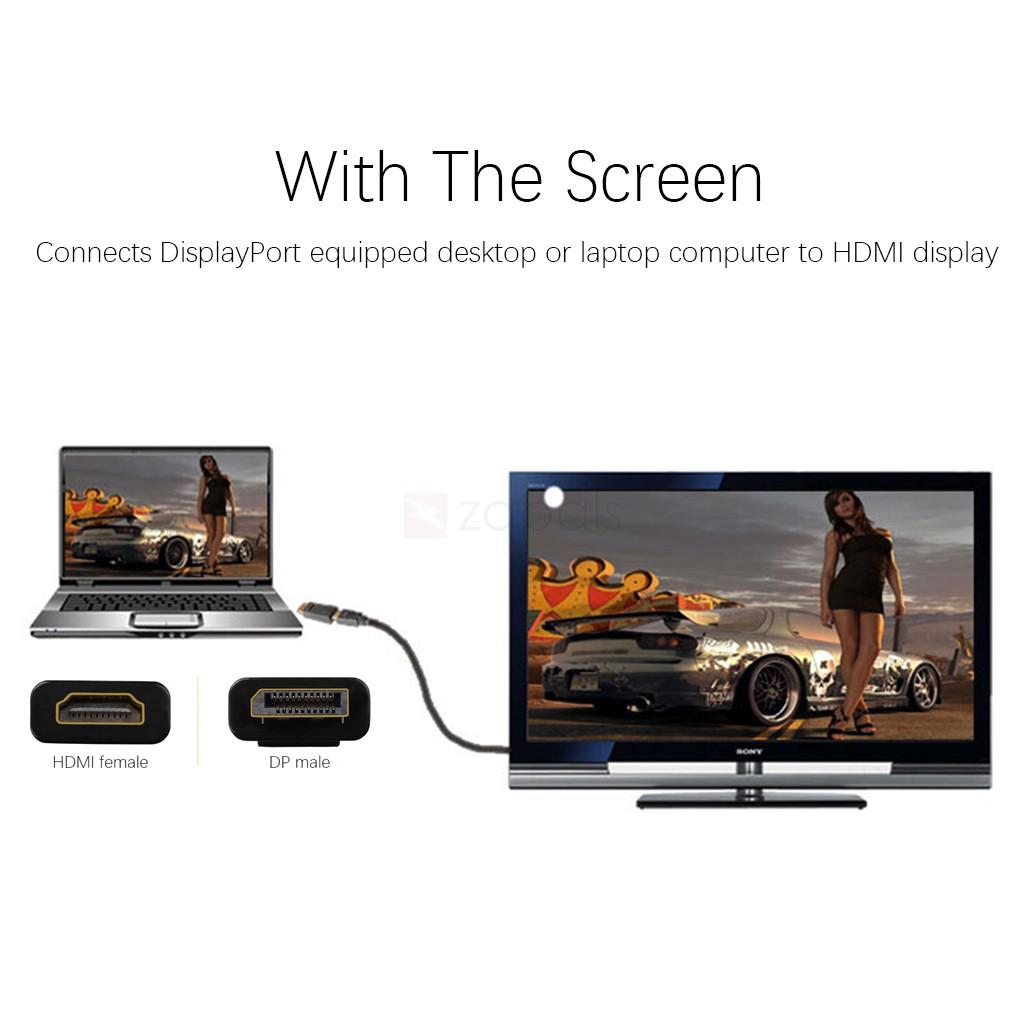 Adaptador DisplayPort (Apple) a HDMI