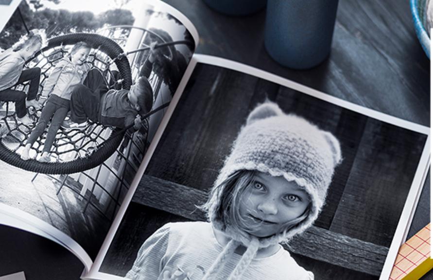 PHOTOBOX: Álbum foto diseño 30 páginas por 5€ + 6€ envío