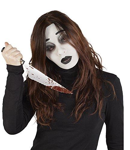 Haunted House - Mascara fosforescente de darkwoman