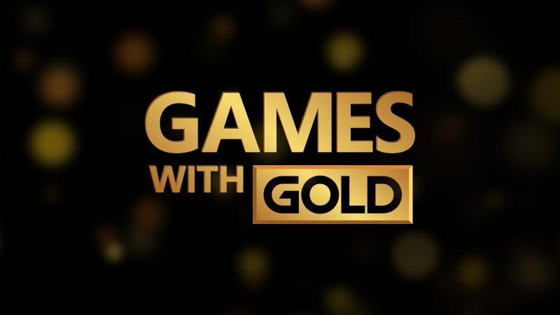 Noviembre | Anunciados los GAMES WITH GOLD