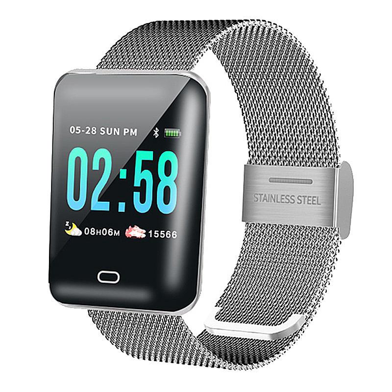 "XANES B8 1,3"" TFT Color táctil pantalla IP67 impermeable reloj elegante"