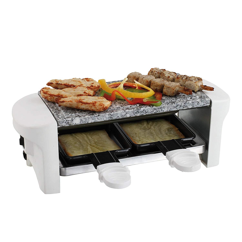 Raclette 350W dos personas solo 13.8€ (desde Europa)