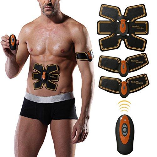 Electroestimulador para abdominales solo 9.9€
