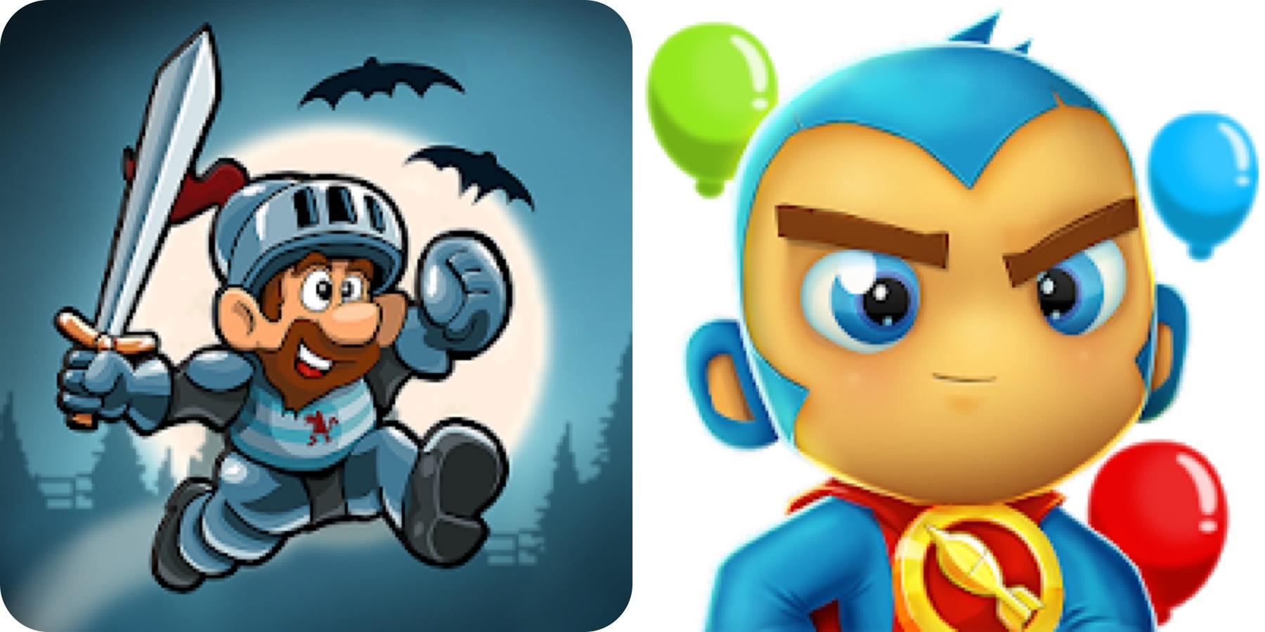 Dos juegos para Android e iOS GRATIS