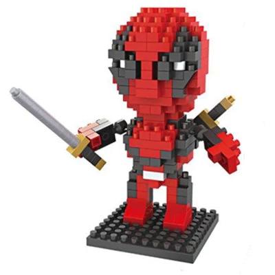 Muñeco LOZ Deadpool