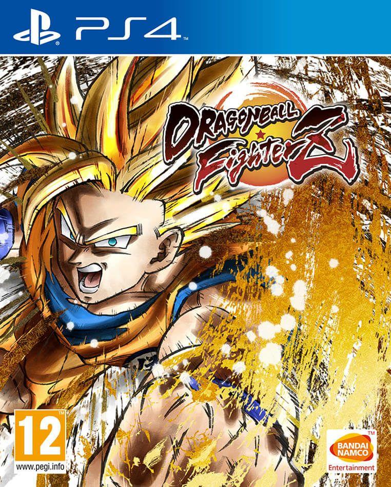 Dragon Ball FighterZ para PS4