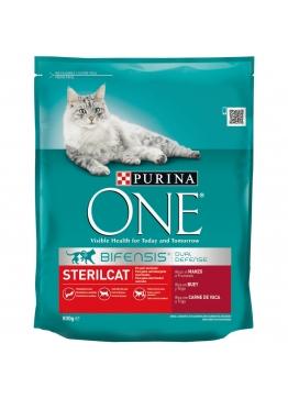 Gatos: Reembolso de hasta 4€ al comprar Purina ONE Bifensis.