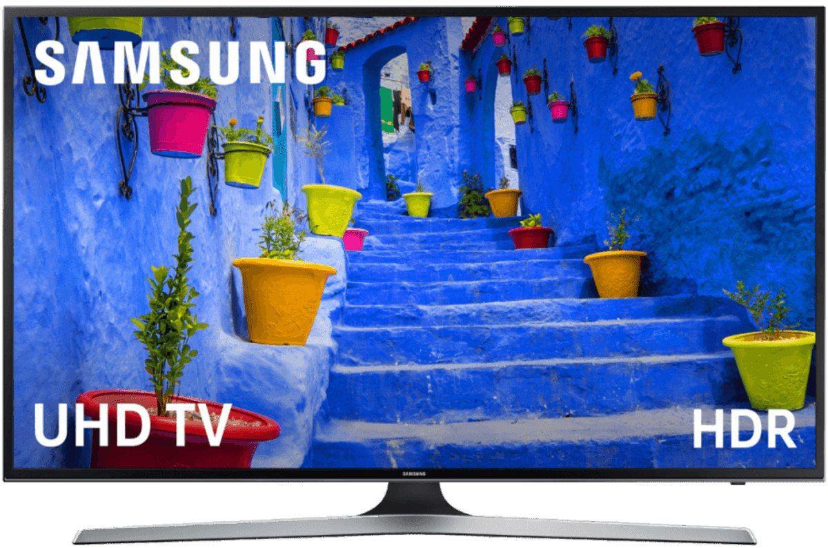 "Televisor 50"" Samsung 4K  HDR"