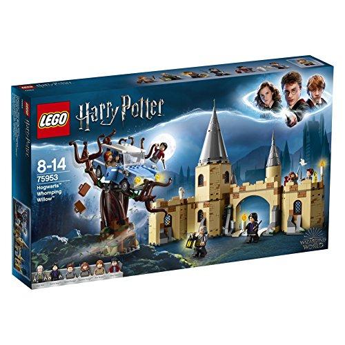 LEGO Harry Potter - Sauce Boxeador de Hogwarts